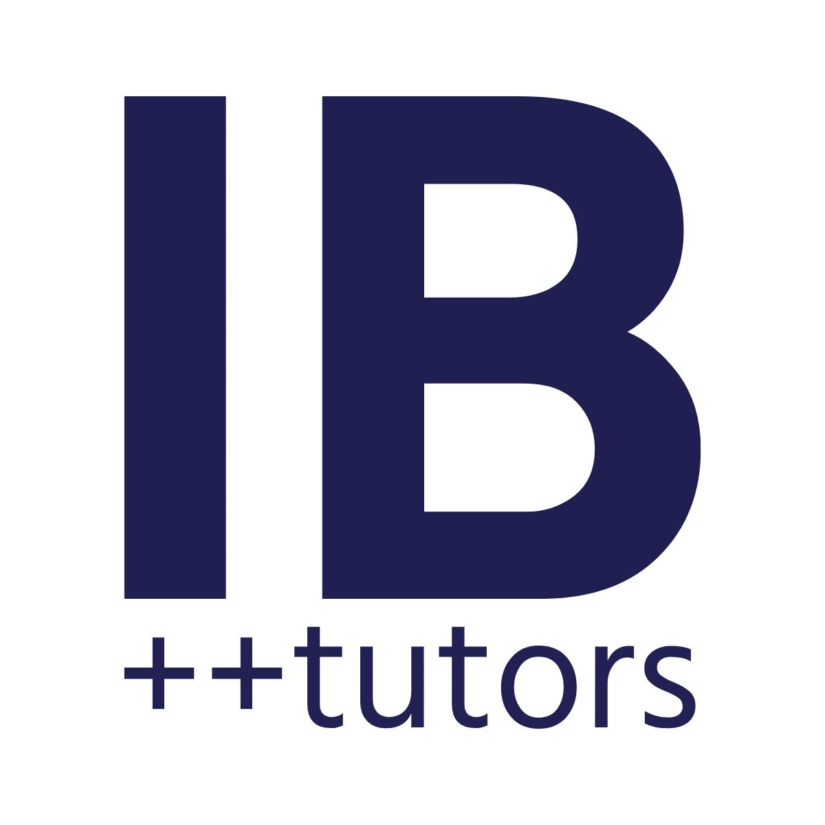 IB | ++tutors